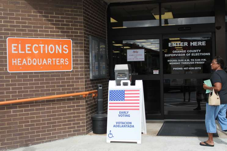 Voter registration deadline ahead for March 15 primary