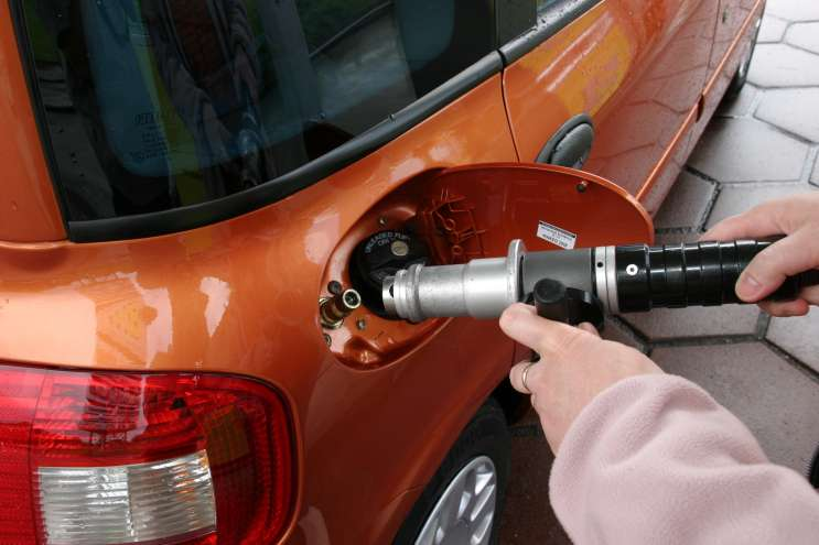 Labor Day Weekend Gas Prices Climb To Highest In Seven Years